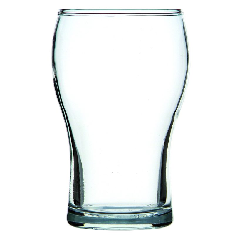 Utopia Toughened Conical Beer Glasses 200ml Pack of 72)
